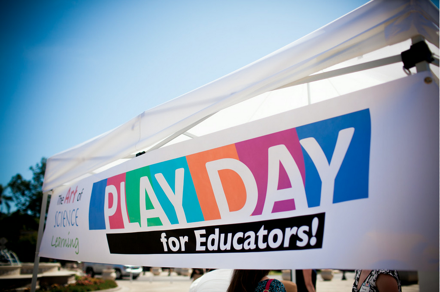 Play Day for Educators